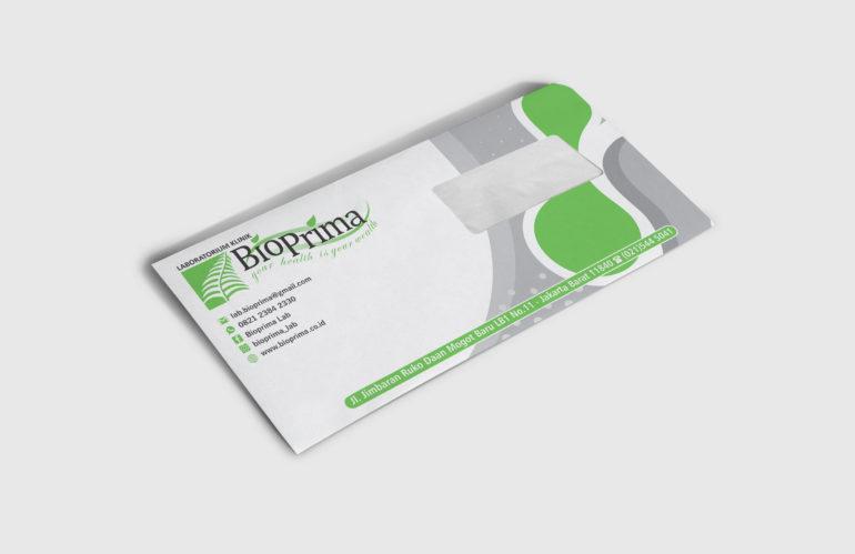 Cetak Amplop Bioprima, Percetakan Anugrah Abadi Jaya Wisesa, cetak amplop, percetakan jakarta tangerang