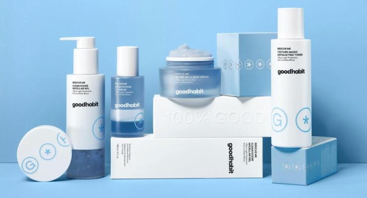 cetak dus biru, cetak packaging, percetakan tangerang, warna packaging