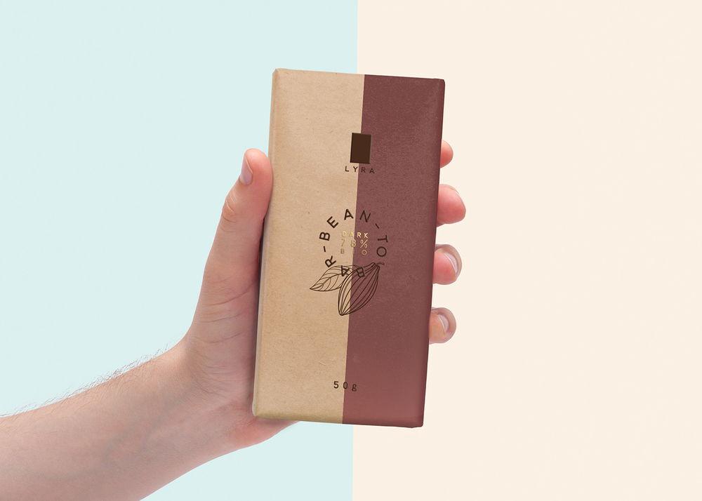 cetak dus cokelat, cetak packaging, percetakan tangerang, warna packaging
